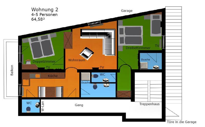 apartments ferienwohnungen in kappl apart garni kleinheinz. Black Bedroom Furniture Sets. Home Design Ideas